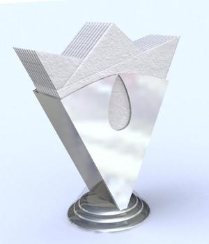三角ナフキン立て.jpg
